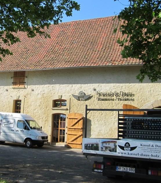 Werkstattansicht Kassel Daus